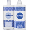 ORITREE Pre and After Wax Duo Pack with Fig and Geranium Rose
